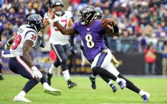 Will Lamar Jackson be able to use his arm and his legs to lead the Ravens to the Super Bowl this year?