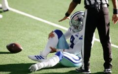 Dak Prescott's gruesome injury has sidelined the Cowboys QB for at least the rest of the year.