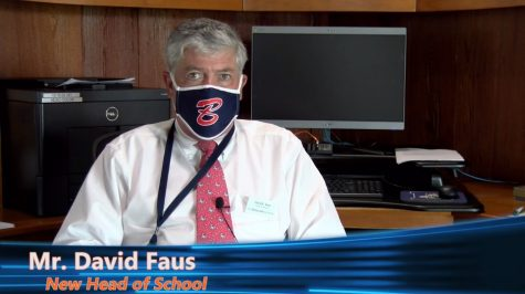Mr. Faus currently faces other challenges than just COVID-19 this year.