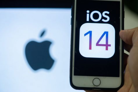 The new iOS 14 offers a more customizable home screen for users.