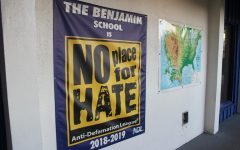 With the administration's swift response to the hate symbol drawn on campus, the Middle School is living up to its designation as a No-Place for Hate, a distinction it has earned every year since 2014.