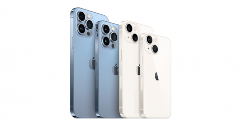 The new iPhone 13 and iPhone 13 Pro provide users with more powerful cameras and processors.